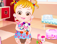 Baby Hazel Doctor Play Game