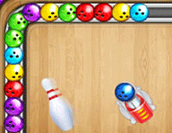 Extreme Bowling Blast Game